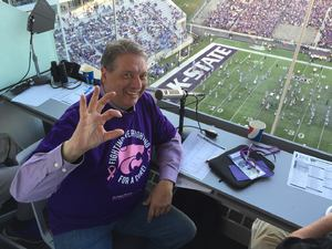Showing support for K-State's Johnson Cancer Research Center